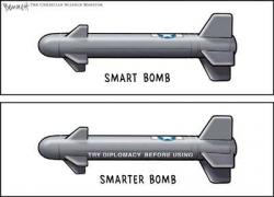War photos - Smart bomb