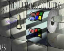 Funny photos - The ultimate solution