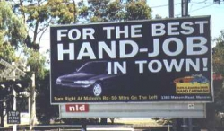Funny photos - The best hand job