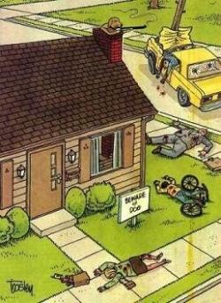 Funny photos - Beware