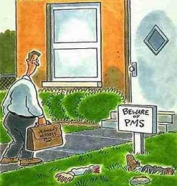 Funny photos - Beware of the PMS