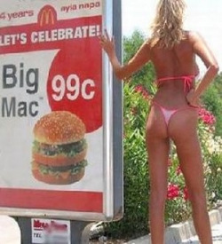 Funny photos - Big Mc 99c