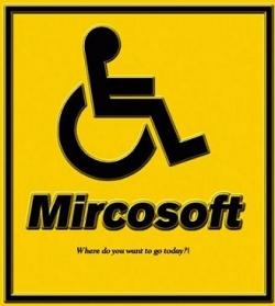 Funny photos - Mircosoft