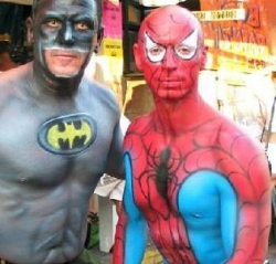 Funny photos - Spider man