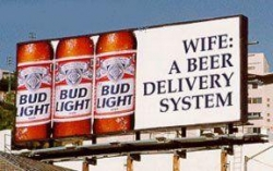 Funny photos - Beer delivery system