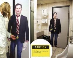 Funny photos - Caution