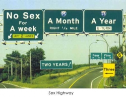 Funny photos - Sex highway