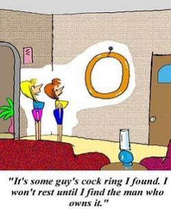 Funny photos - Men's ring