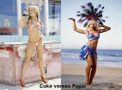 Funny photos - Coke or Pepsi