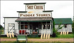 Funny photos - Paddle stores