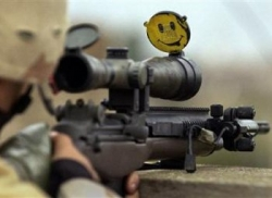 War photos - Happy shooting icon