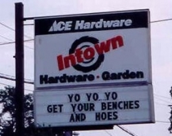 Funny photos - Ace hardware