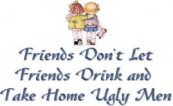Funny photos - Friends drink