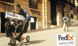 Funny photos - Fedex express