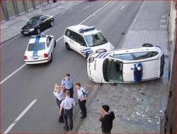 Funny photos - Female cop