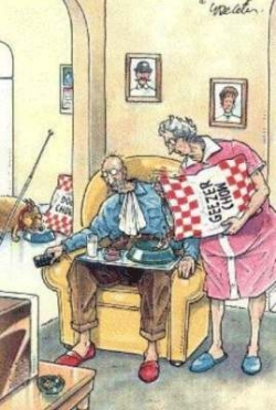 Funny photos - Daghter in law's care