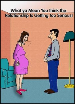 Funny photos - Getting serious