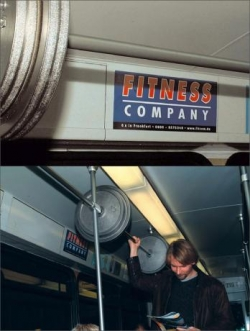 Funny photos - Fitness company