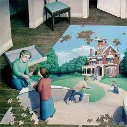 Funny photos - Jigsaw puzzle