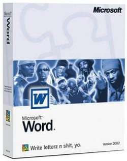 Funny photos - MS word