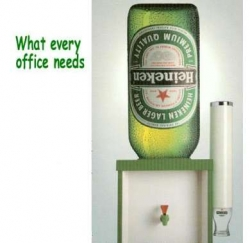 Funny photos - What every office needs