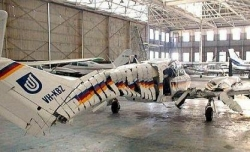 Funny photos - Chop plane