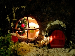Christmas photos - A Warm Place for Christmas