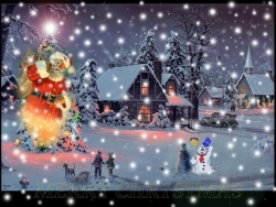 Christmas photos - Santa Claus is Coming!