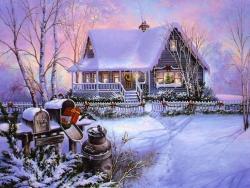Christmas photos - Dreaming of A White Xmas