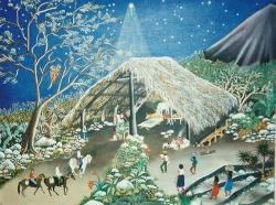 Christmas photos - God Was Born for Us