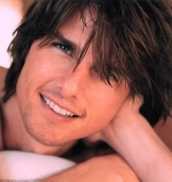 Celebrity photos - Tom Cruise face