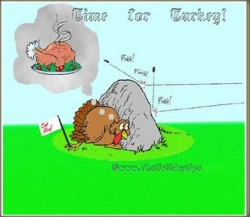 Thanksgiving pictures - Time for turkey!
