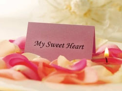 Valentine pictures - My sweet heart