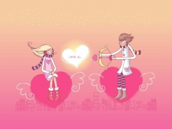 Valentine pictures - Love is ... (for Valentine's day)