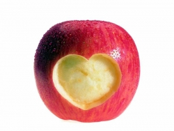 Valentine pictures - Apple 2
