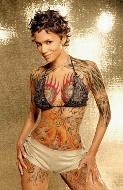 Celebrity photos - Tattoo