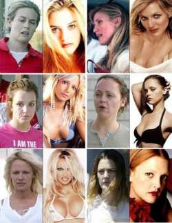 Celebrity photos - Without make up