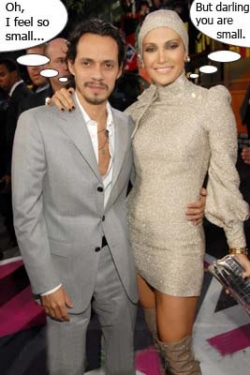 Celebrity photos - Jlo and Marc