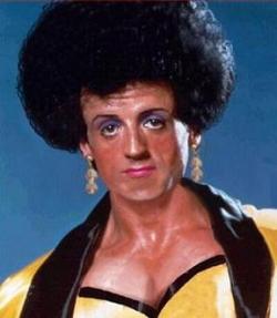 Celebrity photos - Sylvester