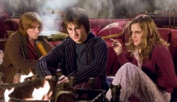 Celebrity photos - Free time in Hogwarts