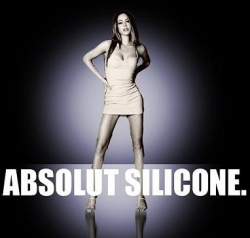 Celebrity photos - Absolut silicone