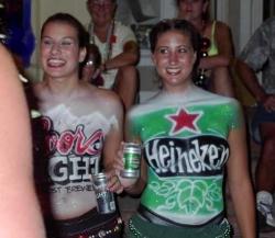 Funny photos - Heineken