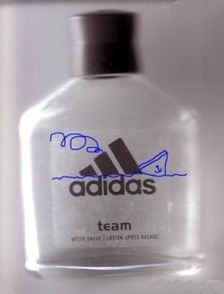 Funny photos - Adidas