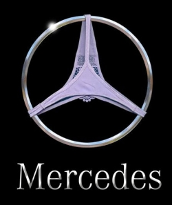Funny photos - Mercedes