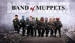 Funny photos - Band of muppets