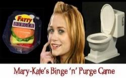 Celebrity photos - Purge game