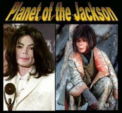Celebrity photos - Planet of the Jackson