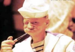 Funny photos - Popeye