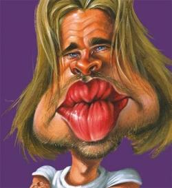 Celebrity photos - Brad Pitt