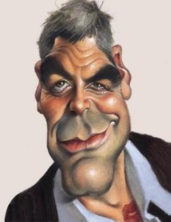 Celebrity photos - George Clooney